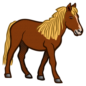 Pferd-coloured-800px