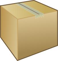 Kliponius-Cardboard-box-package