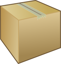 Kliponius-Cardboard-box-package