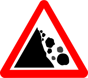 Roadsign-Falling-rocks